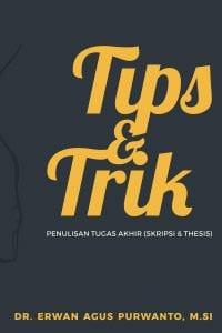 Booklet Tips dan Trik Skripsi